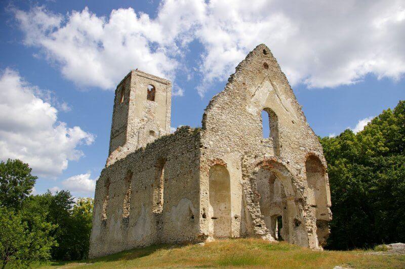 Katarínka - kostol